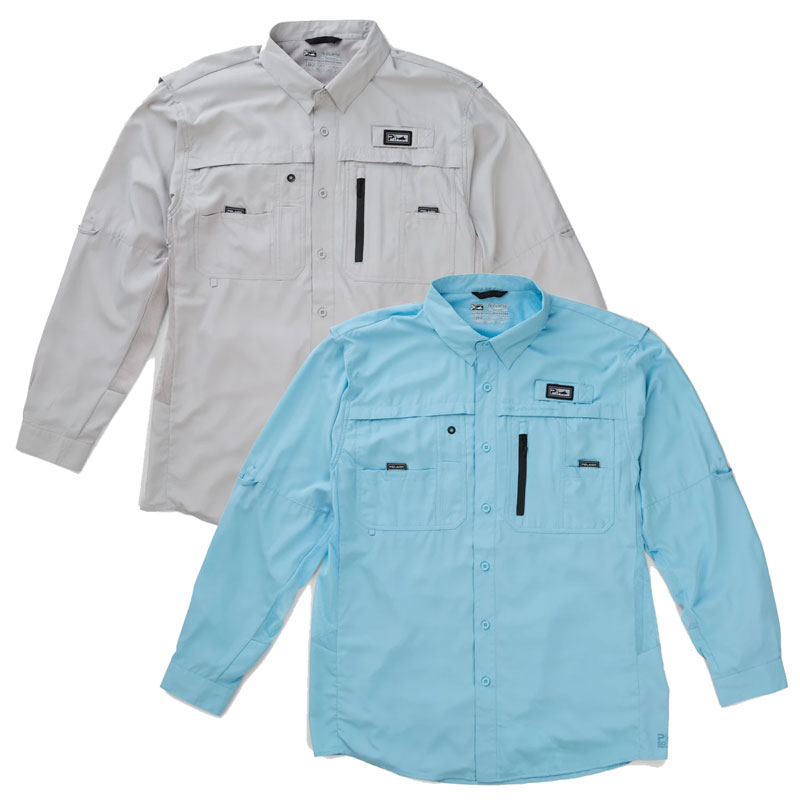 Pelagic Pro Series Eclipse 2 Performance Guide Fishing Shirt