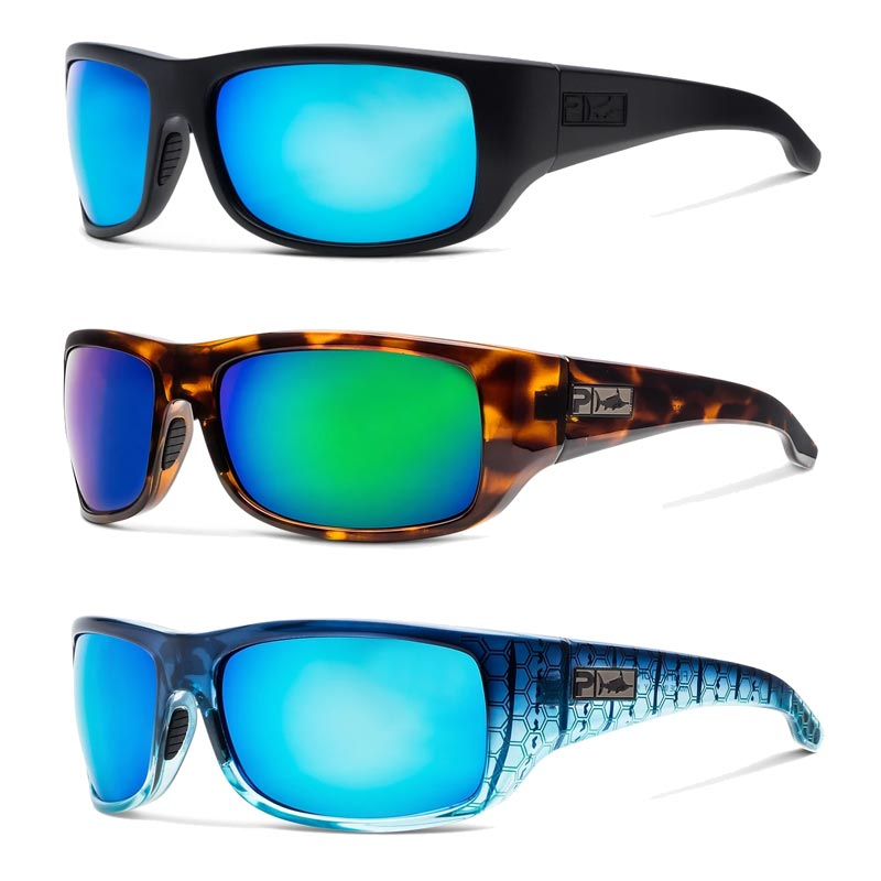 Pelagic Fish Hook Polarised Sunglasses