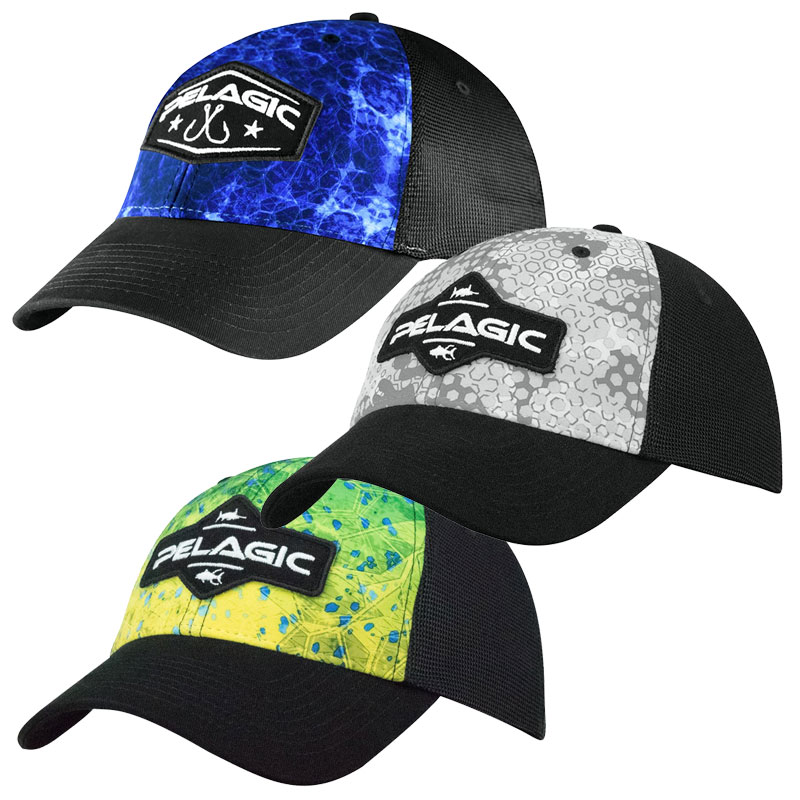 Pelagic Offshore Fishing Hat / Cap