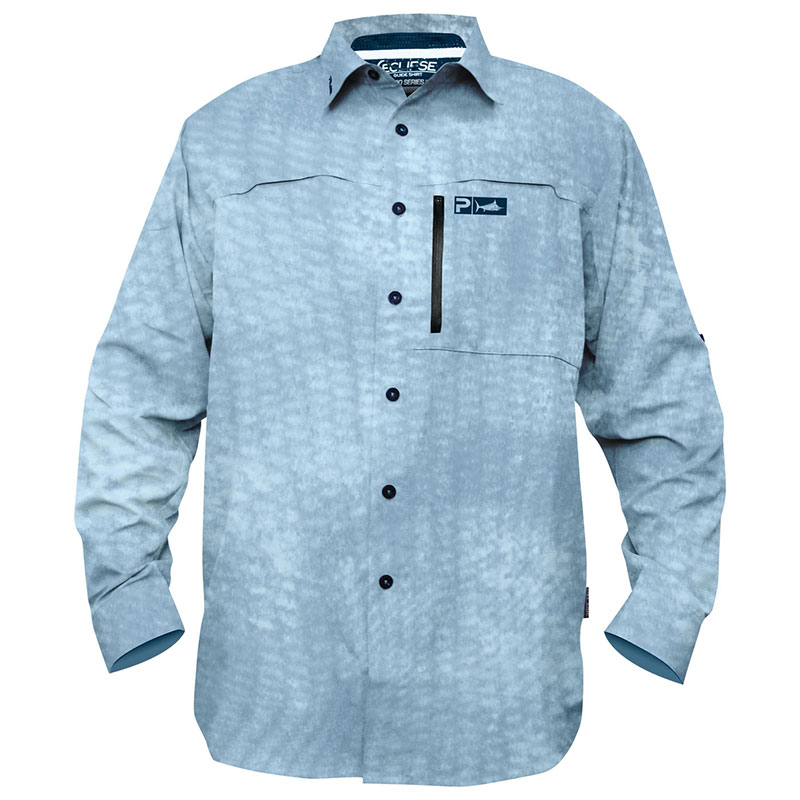 Pelagic Eclipse Pro Series Fishing Shirt Rok Max