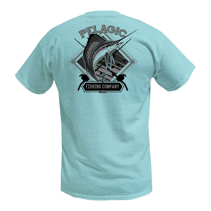 Pelagic Sailfish Company T-Shirt