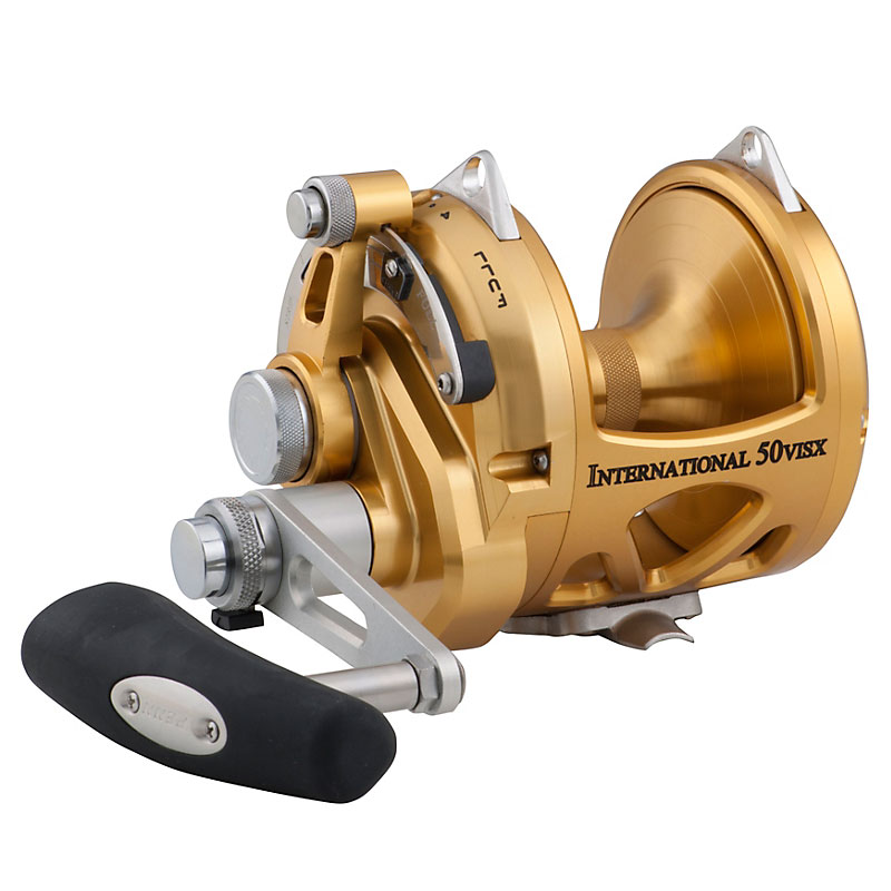 Penn International VI Big Game Multiplier Reels
