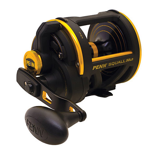 Penn Squall Lever Drag Multiplier Reel