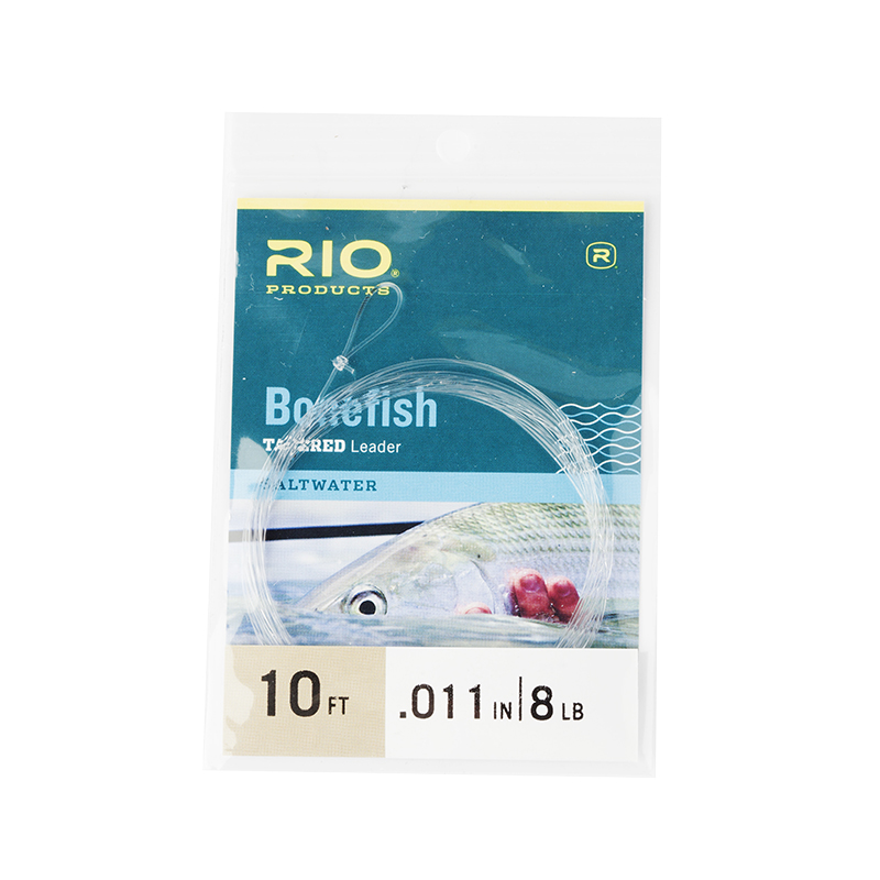 RIO Bonefish Tapered Fly Fishing Leaders