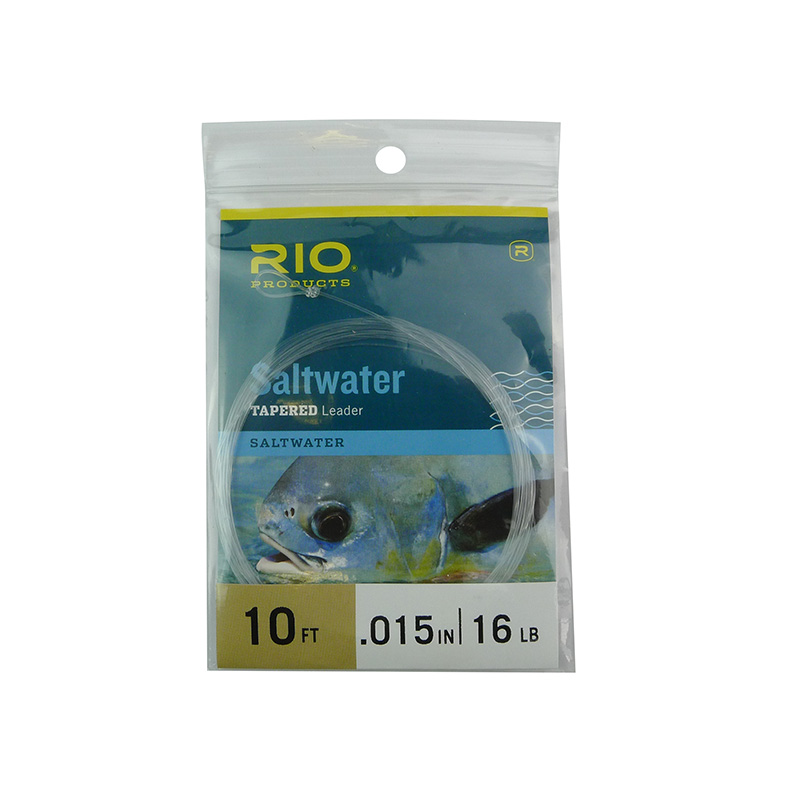 RIO Saltwater Tapered Fly Fishing Leaders