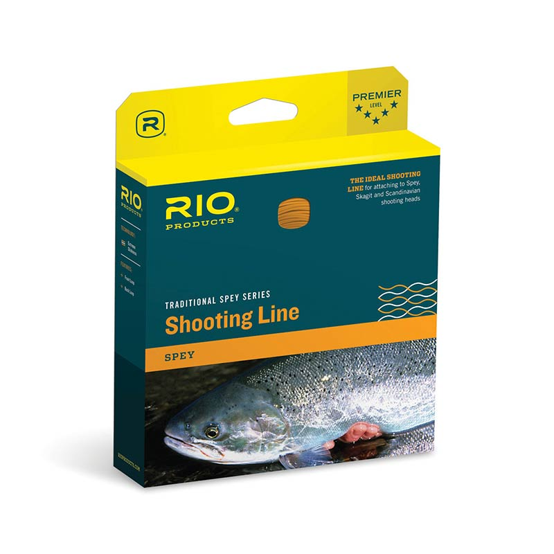 RIO ConnectCore Shooting Fly Line