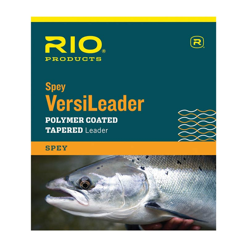 RIO 10ft Spey Versileader Tapered Leader