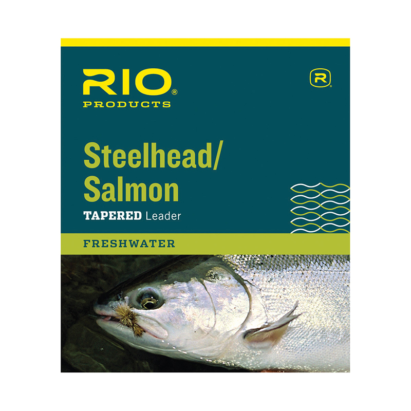 RIO Steelhead & Atlantic Salmon Leaders