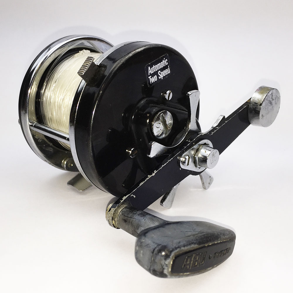 Second hand used fishing reels rok max for Used fishing reels