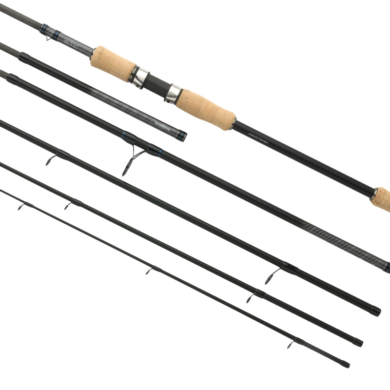Shimano STC Multi-Length Travel Spin Rods