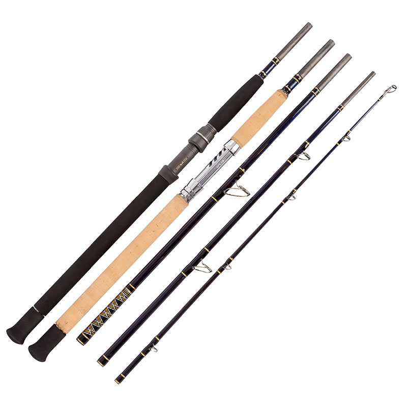 Snowbee Deep Blue Travel Popping / Jigging / Boat Rod