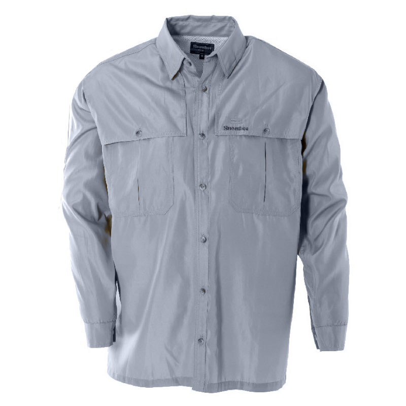 Snowbee Solaris Fishing Shirt