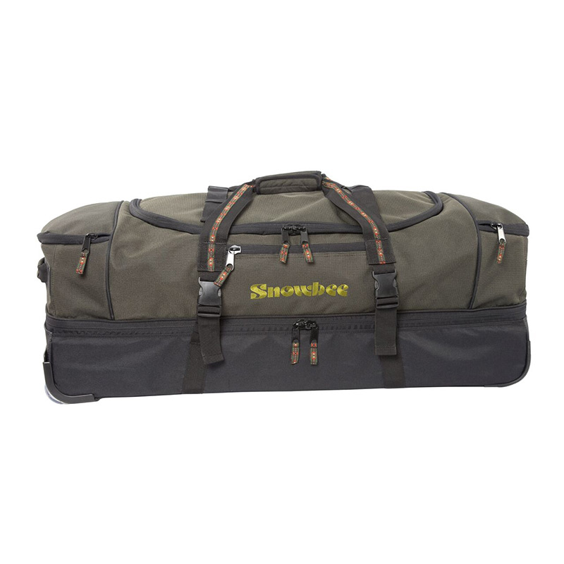 Snowbee xs fishing travel bag rok max for Fly fishing luggage