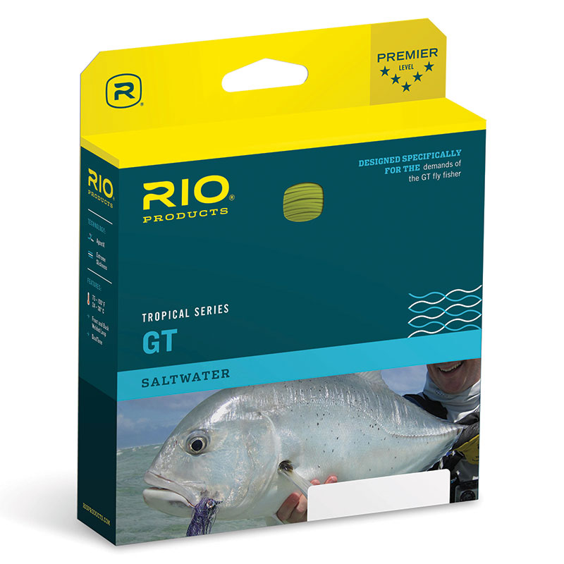 RIO GT (Giant Trevally) Fly Line