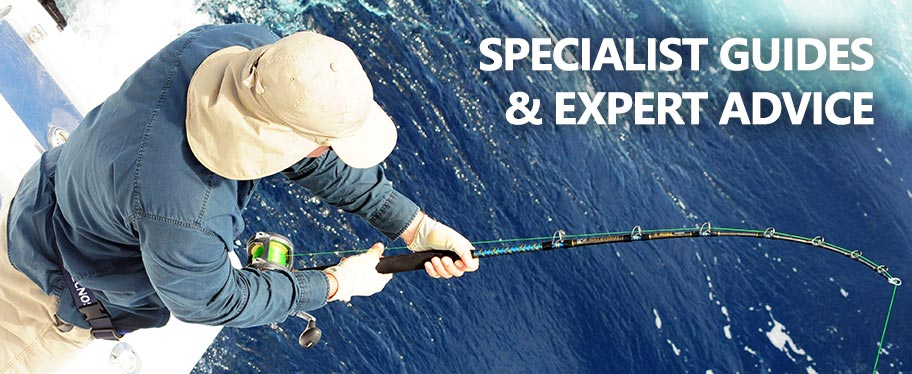 Fishing Tackle and Buying Guides